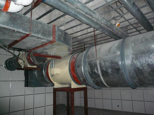中央空调清洗工程案例